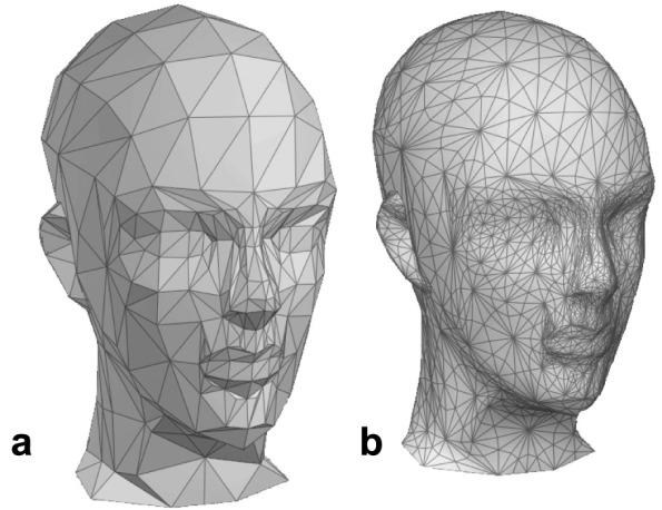 polygonal modelling