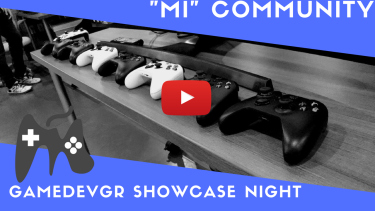 MI Community - game dev gr showcase