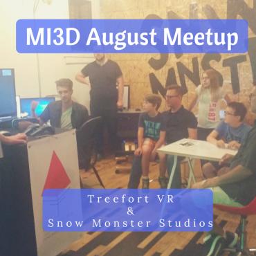 Treefort VR - August Meetup