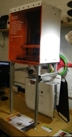 Current DLP printer