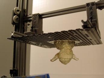 muve 3d - 1st printer d