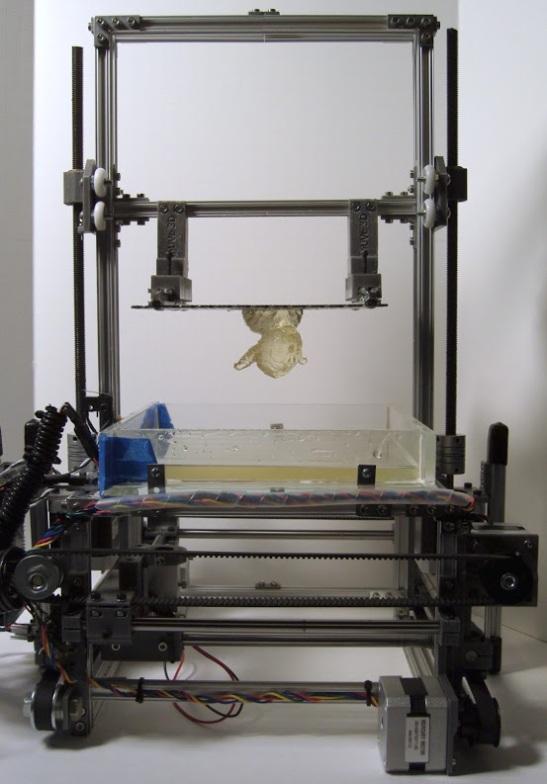 muve 3d - 1st printer